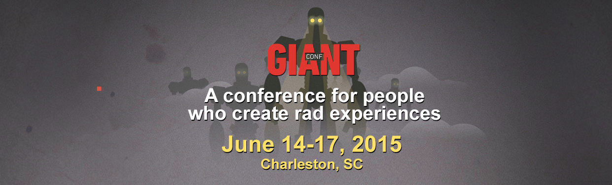 Giant Conference, user experience events