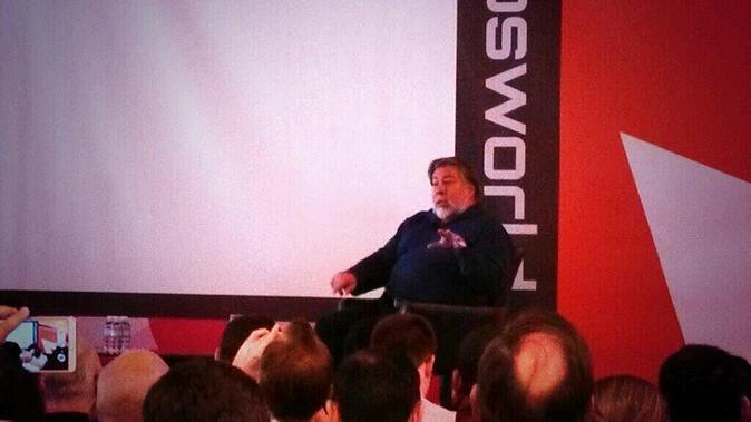 Steve Wozniak Apple Skyhook