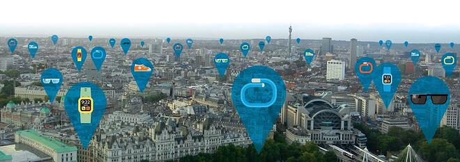 wearable smart location