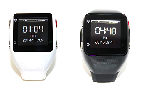 mCareWatch wearable mpers