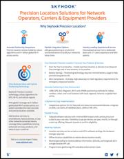 NEtwork Operators Solution Sheet Screenshot