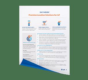 IoT Solution Sheet Mock Up